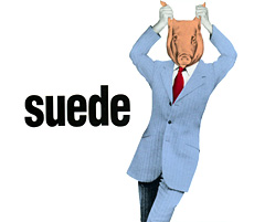 "94: ""ANIMAL NITRATE"" - SUEDE"