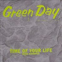 "64: ""GOOD RIDDANCE (TIME OF YOUR LIFE)"" - GREEN DAY"