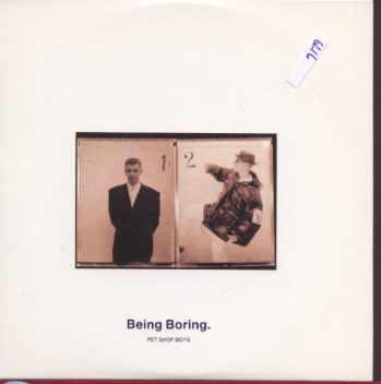 "58: ""BEING BORING"" - PET SHOP BOYS"
