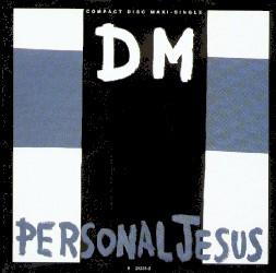 "50: ""PERSONAL JESUS"" - DEPECHE MODE"