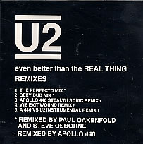 "38: ""EVEN BETTER THAN THE REAL THING"" - U2"